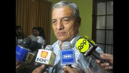 Gobierno Regional de La Libertad reconocerá a Elidio Espinoza