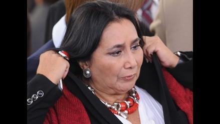 Nombran a Aída García Naranjo nueva embajadora peruana en Uruguay