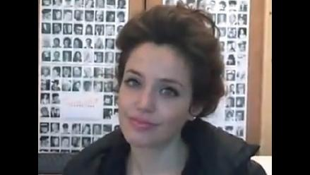 Conozca a la mujer que aspira a ser doble de Angelina Jolie