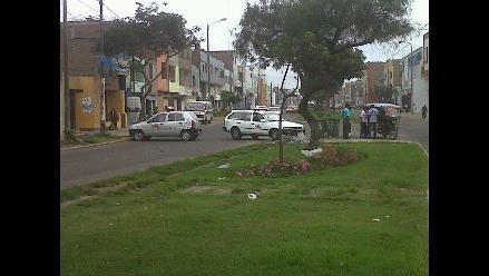 Trujillo: Transportistas cierran calles en apoyo a Elidio Espinoza