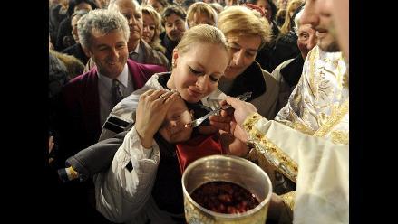 Navidad ortodoxa en Macedonia