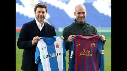 Pochettino confía que Espanyol supere a Barcelona en derbi de Cataluña