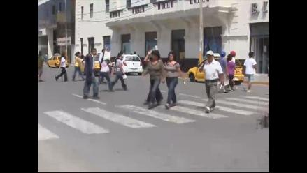 Lambayeque: Senamhi alerta riesgos en la salud ante altas temperaturas