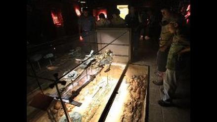 Museo Tumbas Reales de Sipán tendrá con sala 3D para atraer más turistas