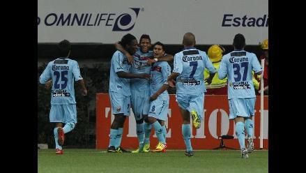 Andrés Mendoza debutó en el Atlante dando un pase gol sobre Chivas