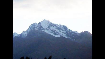 Huancayo: Destinan un millón y medio de soles para preservar nevado