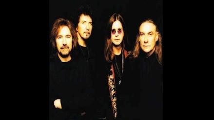 Anuncian que Tony Iommi de Black Sabbath padece cáncer