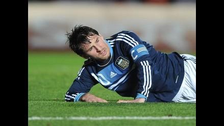 Lio Messi: Argentina está muy lejos de ser la mejor selección del mundo