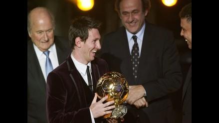 Lionel Messi dedica tercer Balón de Oro de la FIFA a todos sus fans