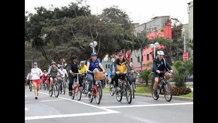 Desde febrero prestarán bicicletas para transporte en San Borja