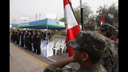 Conmemoran 131° Aniversario de la Batalla de La Rinconada