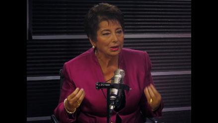 Beatriz Merino apoya que Valdivieso presida Asociación de AFP
