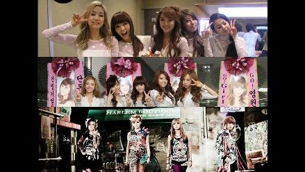 Wonder Girls, Girls´ Generation y 2NE1 a la conquista de EEUU
