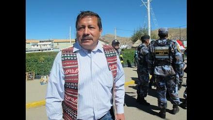 Solicitan compra de kits para revocatoria de alcalde provincial de Puno