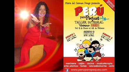Perú para Peques inicia sus clases