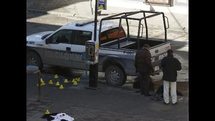 Asesinan a ocho personas en Ciudad Juárez en México