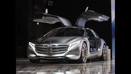 Vea el nuevo Mercedes Benz F125, el futuro del lujo