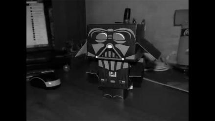 Diez videos de Darth Vader colgados en YouTube