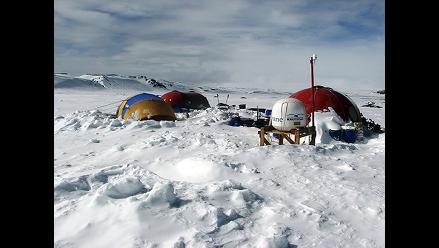 Estudio chino indica que la Antártida también puede sufrir terremotos