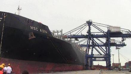 El Callao se prepara para recibir a los barcos del futuro