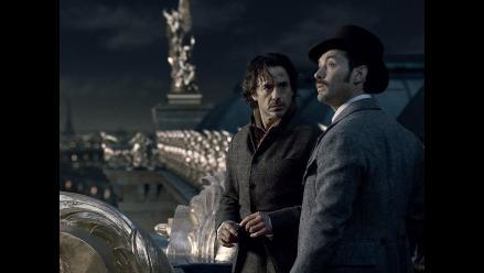 Sherlock Holmes regresa a la pantalla grande desde el 12 de enero