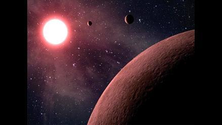 Descubren el sistema planetario más pequeño del Universo