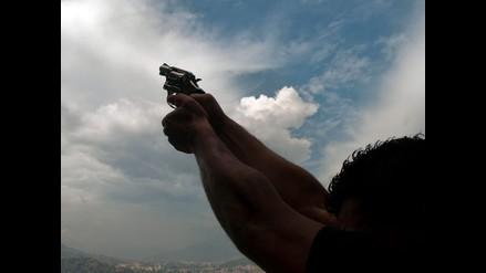 Congreso aprobó amnistía para regularizar o entregar armas ilegales