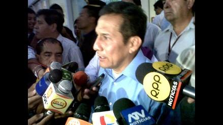 Ollanta Humala implementó el programa Compras a MYPerú en Trujillo