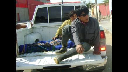 Lambayeque: Menor muere ahogado en canal Taymi de Ferreñafe