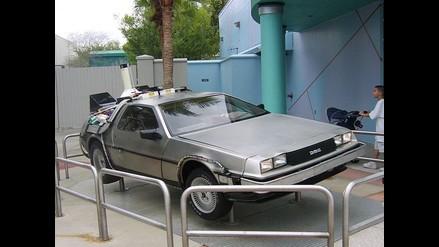 El DeLorean saldrá a la venta en el 2013
