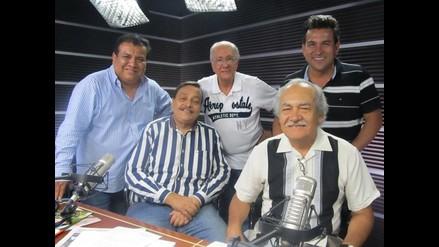 El cantante Carlos Postigo estuvo con los chistosos RPP