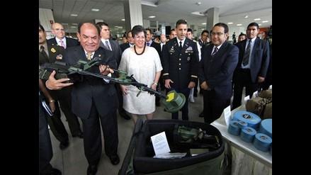 EE.UU. continuará apoyando al Perú en lucha antidrogas