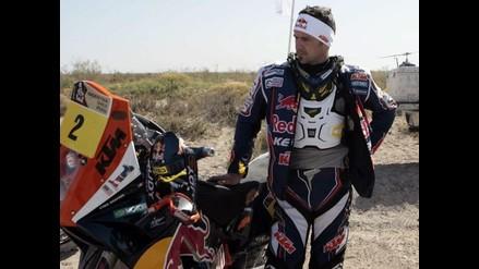 Cyril Despres: Estoy peleando contra un piloto bueno como Marc Coma