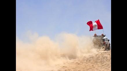 El Rally Dakar continúa con su duodécima etapa: Arequipa-Nasca