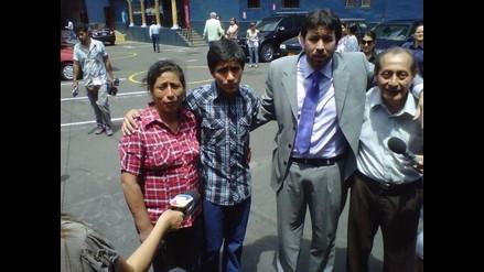 Gastón Mansilla sale en libertad tras permanecer tres días en cárcel