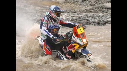 Marc Coma vence en la duodécima etapa del Rally Dakar 2012 en Perú