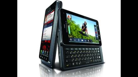 Motorola lanza su nuevo smartphone ´Milestone 3´