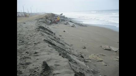 Trujillo: Protección por fuerte oleaje duró dos días en Buenos Aires
