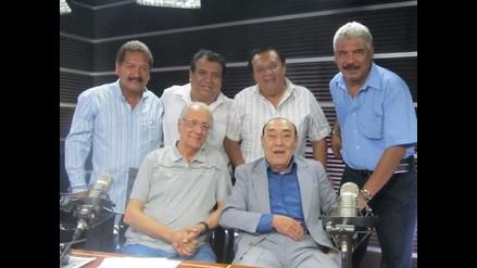 Los chistosos RPP reciben a Don Oscar Avilés