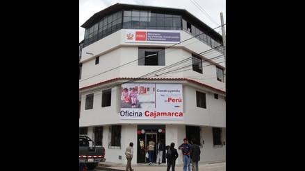 Ministerio de Vivienda inaugura oficina descentralizada en Cajamarca