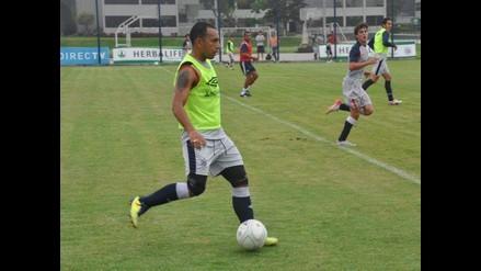 San Martín perdió por penales con Palestino en primer amistoso del año