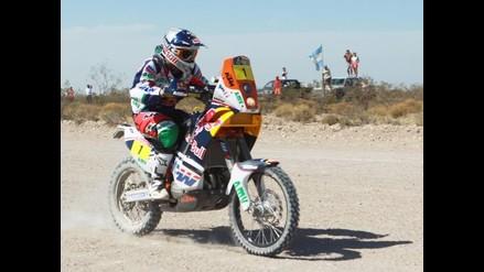 Marc Coma y Cyril Despres definen el Dakar 2012 en penúltima etapa