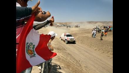 El Rally Dakar 2012 desarrolla penúltima etapa entre Nasca y Pisco