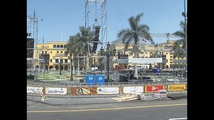 Todo listo para recibir el Rally Dakar en Lima