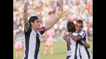 Alianza Lima consigue triunfo en primer amistoso disputado en Chile