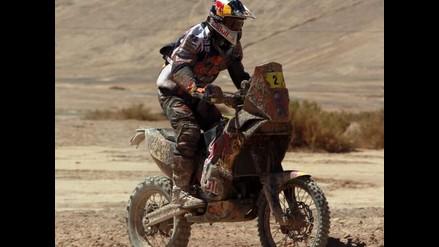 Vea las mejores postales del triunfo de Cyril Despres en el Dakar 2012
