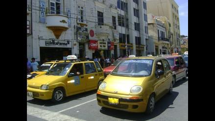 Municipio y dirigentes buscan solucionar el caos vehicular en Chiclayo