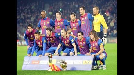 Barcelona ofrece el título mundial a la afición y Messi el Balón de Oro