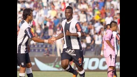 Johnnier Montaño: En Alianza Lima siempre se tiene que salir a ganar