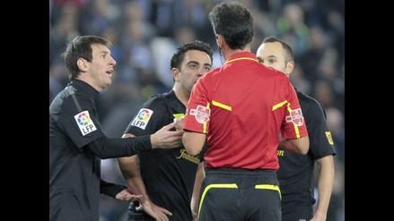 Xavi: Este año los árbitros han perjudicado más al Barcelona